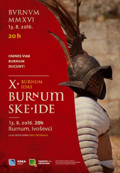 Rimljanska pučko-vojna fešta u Burnumu – stiže i car August Oktavijan