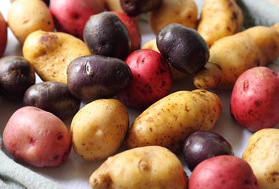 Šareni krumpiri