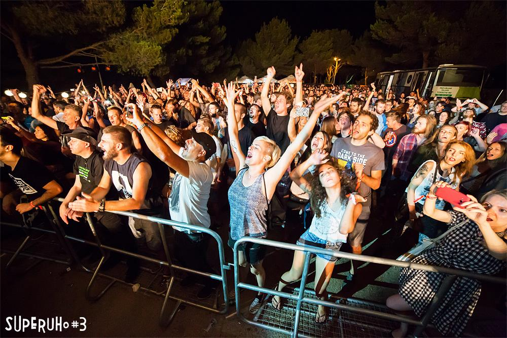 Publika na ovogodišnjem SuperUhu (Foto: Tomislav Sporiš)