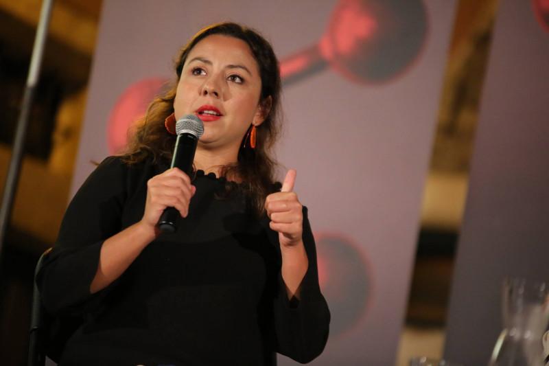 Renata Avila (Foto: FALIŠ)