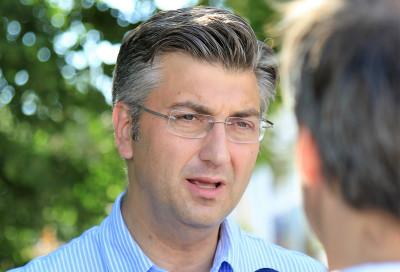 Plenković: Ministri će biti oni za koje se ja odlučim