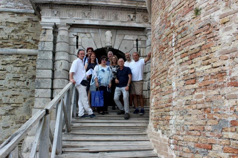 UNESCO-va komisija obišla tvrđavu sv. Nikole – prije sedam dana!