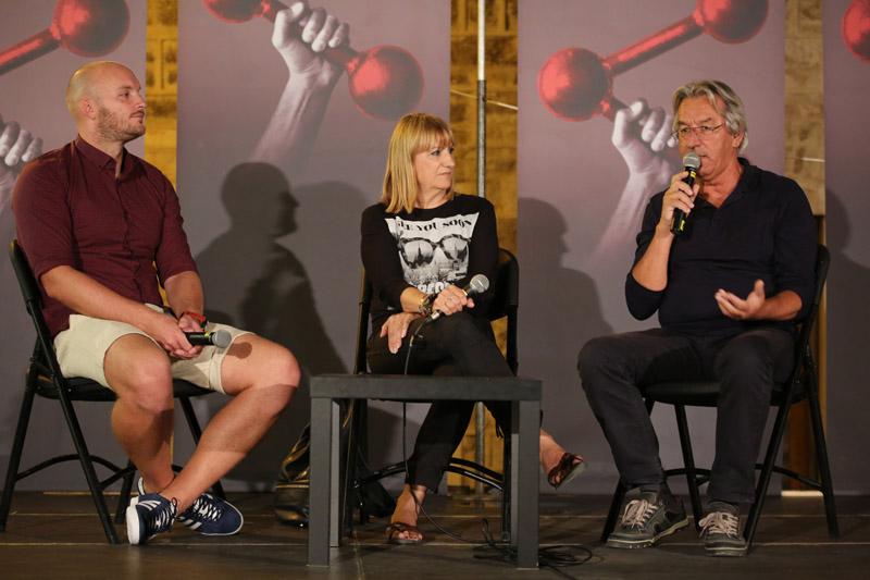 Josip Jagić, Davorka Blažević i Zoran Restović (Foto: Jozica Krnić)