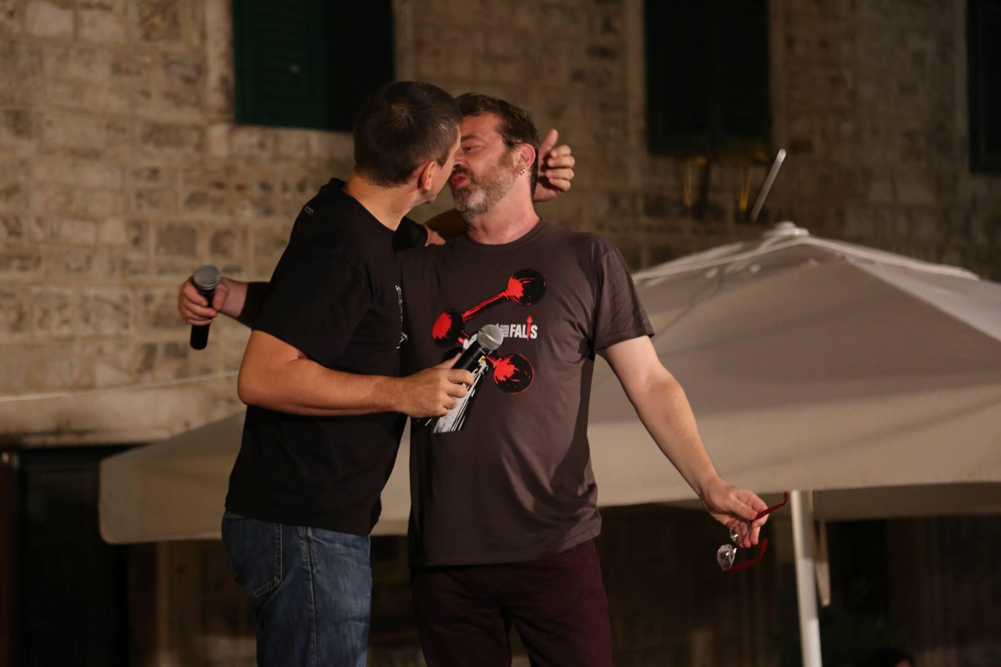 Dio preformansa Siniše Labrovića (Foto: FALIŠ)