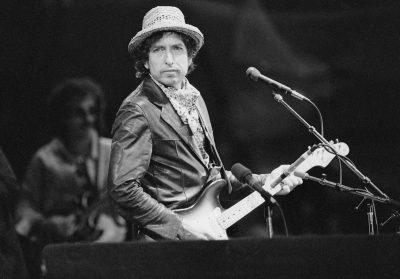 Nobelova nagrada za književnost Bobu Dylanu