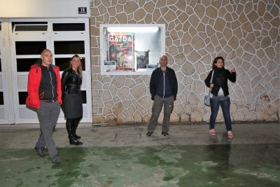 Kino Mediteran, Pirovac u 21 sat (Foto: tris/H. Pavić)