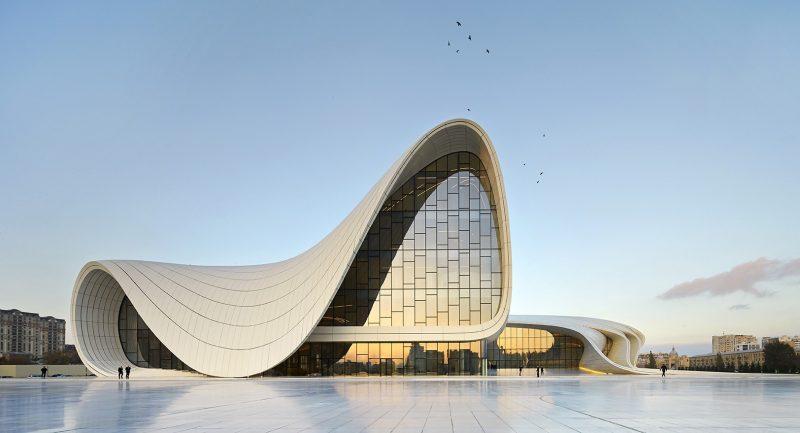 Papa i Alyev će zajedno otvaraju ovo - foto Wikipedia