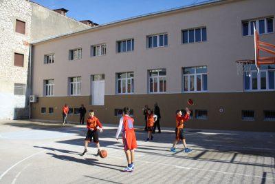 "Završena obnova ""Miminca"", najstarije gradske sportske dvorane"