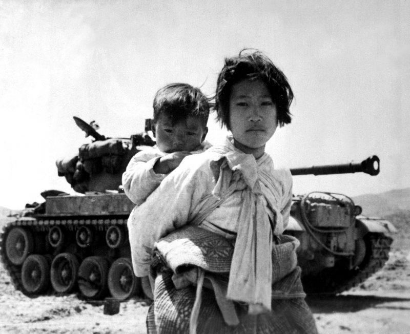 Ilustracija: Koreja 1951. - rat kao organizirano ljudsko nasiljje