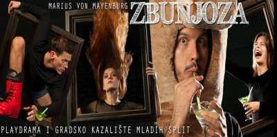 Premijera: Zbunjoza – SS oficir, skijaš, los, vulkan i breskva