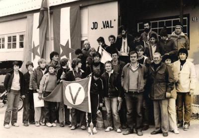 Valovci za oproštaj od kluba traže ekipu s čuvene fotografije