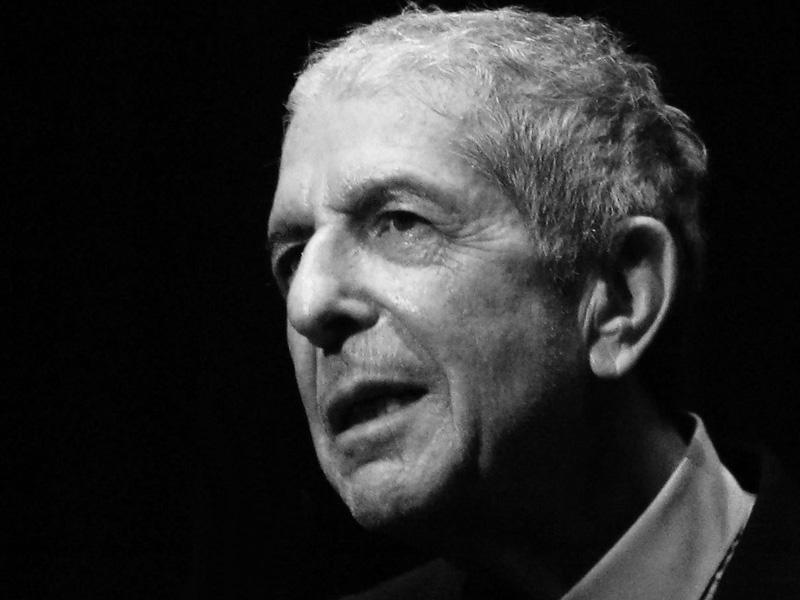 Leonard Cohen (Foto: Wikipedia)