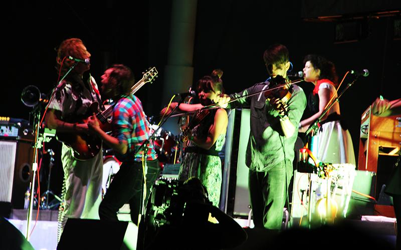Arcade Fire (Foto: Tkaravou/Wikipedia)