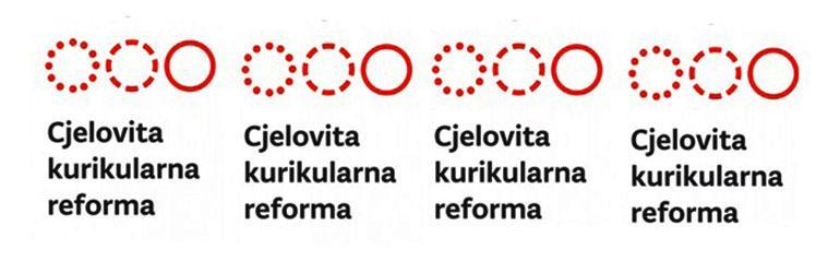 Cjelovitu kurikularnu reformu treba nastaviti na način na koji je osmišljena i vođena