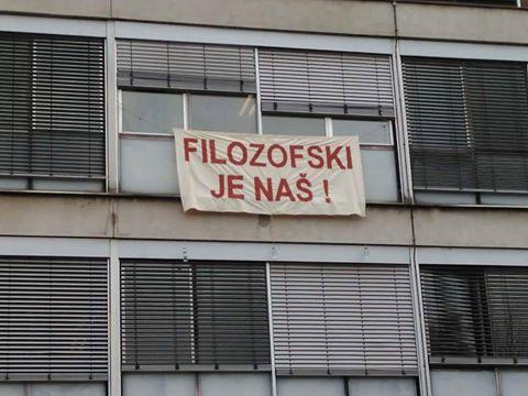 Fakultetsko vijeće Filozofskog fakulteta izglasalo smjenu v.d. dekana Željka Holjevca