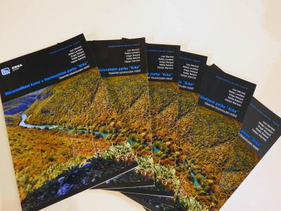 """NP Krka objavio sedmu knjigu u ediciji """"Biološka raznolikost rijeke Krke"""""""