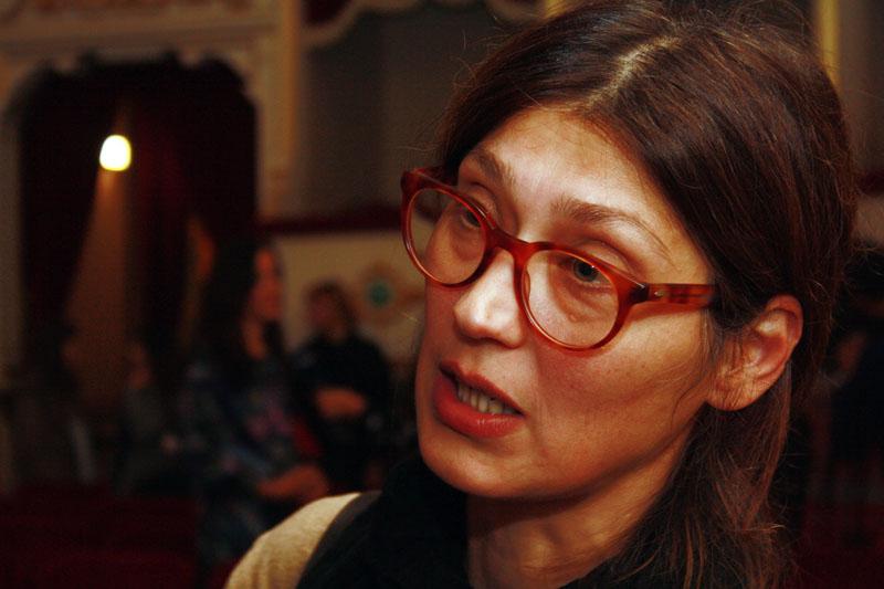 Redateljica Kristina Kumrić (Foto: Jozica Krnić)