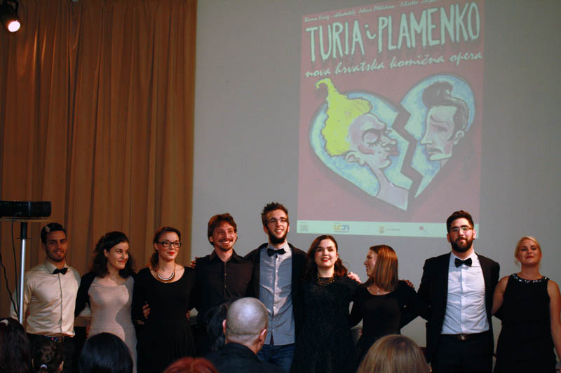 Bornina operna ekipa (Foto: Jozica Krnić)