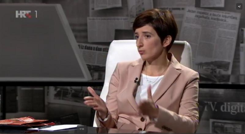 Marijana Puljak: Zvijezda petokraka ne može se uspoređivati sa simbolima fašizma