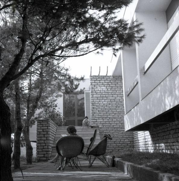 Kuća Matulja (Fotografija ustupljenja ljubaznošću dr. sc. Dine Vulin Ileković, dip. ing. arh / KulturFlux)