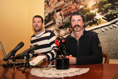 Petar Trebotić i Slave Lukarov (Foto: Hrvoslav Pavić)