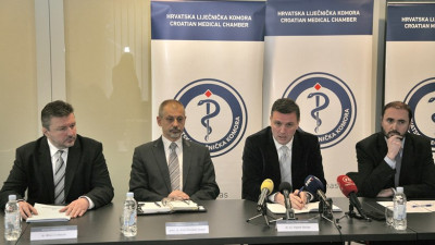 Hrvatsku je napustilo 525 liječnika: Vrijeme je za ozbiljnu reakciju hrvatske Vlade!