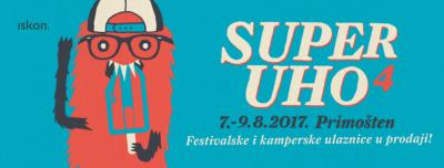 Objavljena satnica 4. SuperUho Festivala u Primoštenu