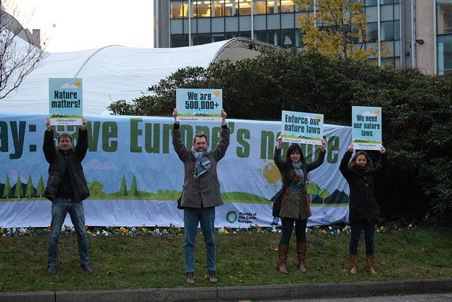 Velika javna kampanja spasila europsku prirodu: Europska komisija donijela je odluku da se propisi koji štite prirodu ne mijenjaju