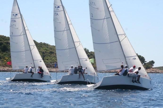 U Šibeniku starta WSC Fleet Race Cup 2017
