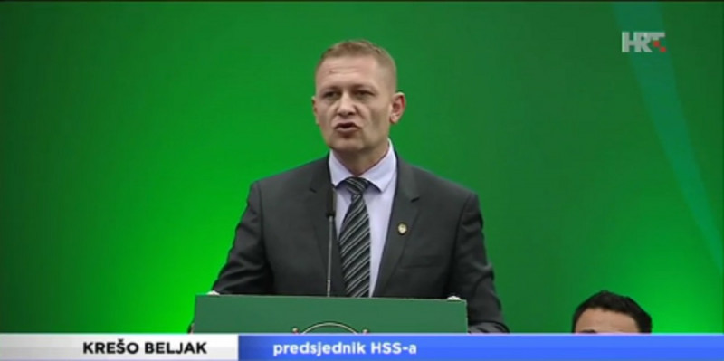 Krešo Beljak (Snimka zaslona HRT)