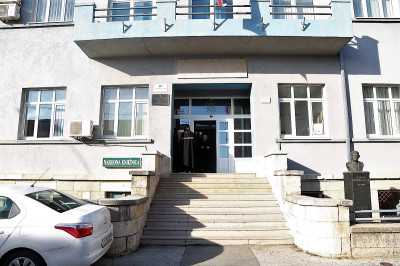 Veleučilište Marko Marulić u Kninu (Foto: Tris/H. Pavić)