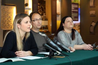 S današnjeg predstavljanja programa Noći muzeja u Šibeniku (Foto: Jozica Krnić)