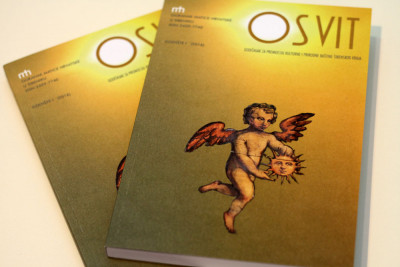 "Predstavljen ""Osvit""- časopis za promociju kulturne i prirodne baštine šibenskog kraja"