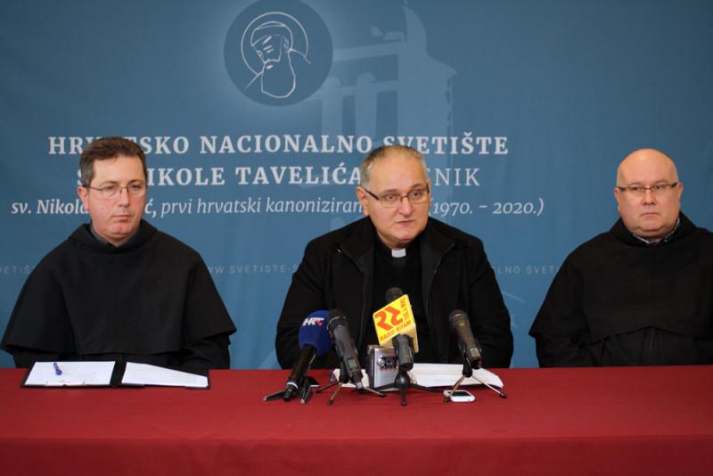 Pripreme za 50. obljetnicu kanonizacije sv. Nikole Tavelića