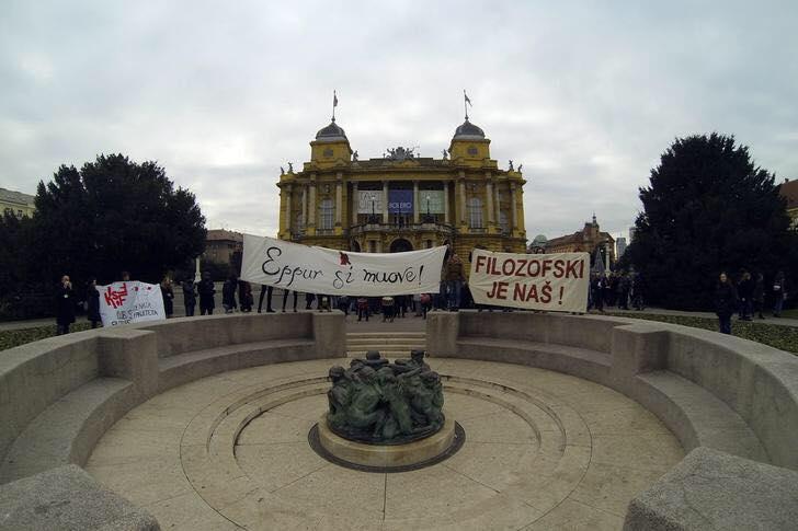 Vijeće Filozofskoga fakulteta u Zagrebu konstituirano nakon što nije radilo devet mjeseci
