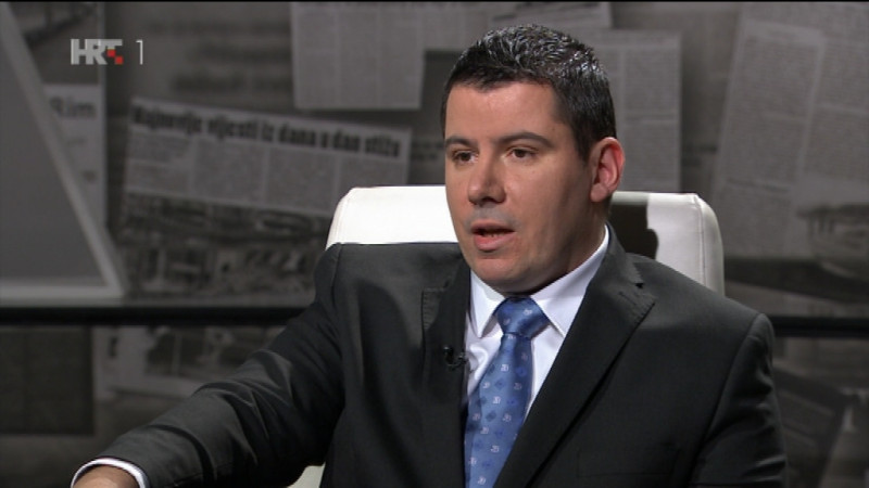 Nikola Grmoja (screenshot HTV)