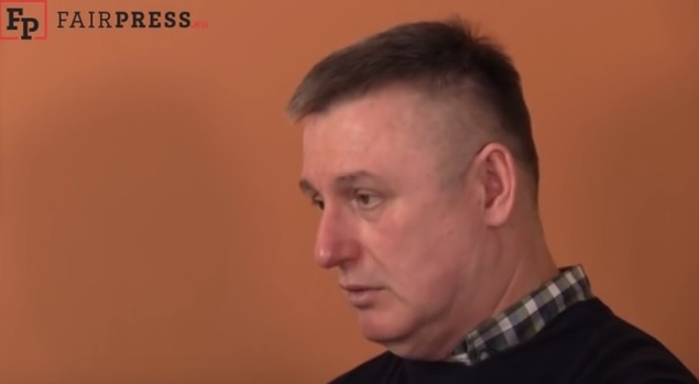 Dušan Miljuš (screenshot Fairpress)