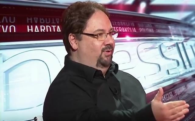 Daniel Rafaelić (screenshot N1)