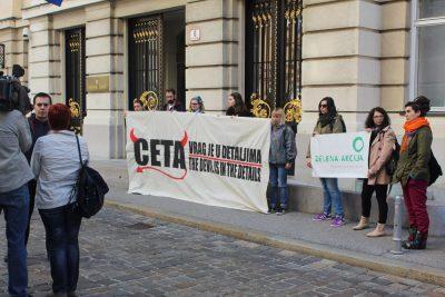 Zelena akcija o sporazumu CETA: Vrag je u detaljima