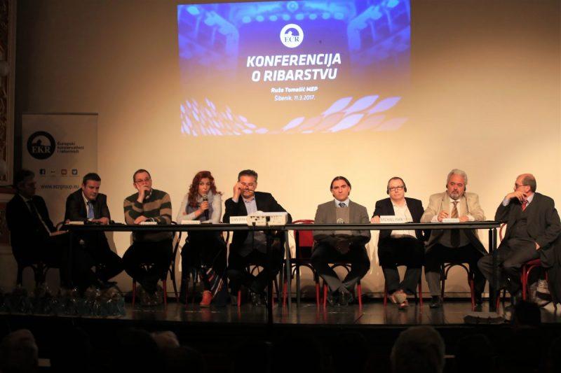 Šibenska Konferencija u ribarstvu (Foto: Tris/H. Pavić)