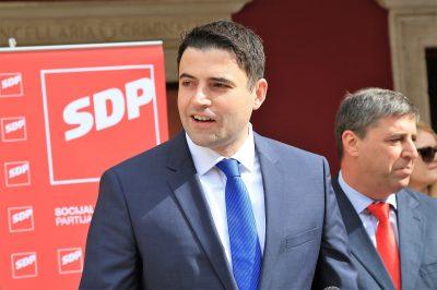 Davor Bernardić (Foto: TRIS)