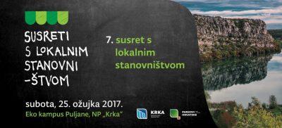 NP Krka:Sedmi susret tradicijskih poljoprivrednih proizvođača i gospodarstvenika uz Krku