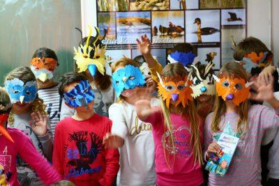 PP Vransko jezero: Ptice Vranskog jezera zavladale školskim hodnicima