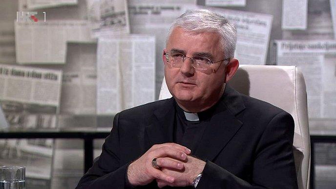 Dubrovački biskup Mate Uzinić u Nu2: Kanonizacija nije presudna, Stepinac je već svet…