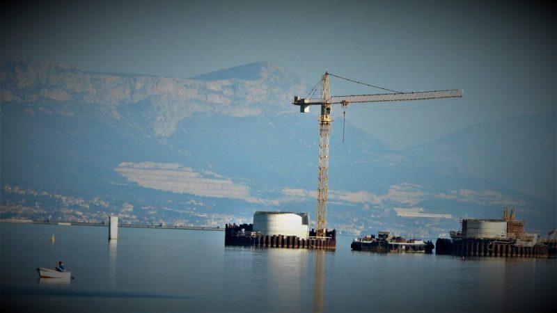 Ovdje je već trebao biti most (foto TRIS/G. Šimac)