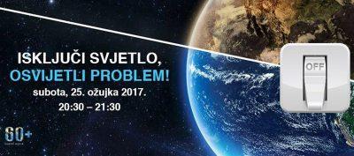 Najmanje 56 hrvatskih gradova sudjelovat će u subotu u WWF-ovom Satu za planet Zemlju