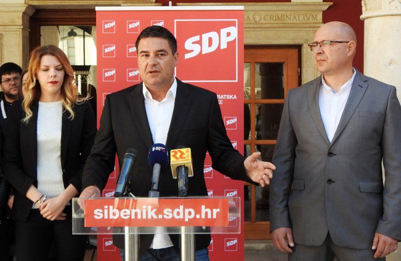 Mia Matić, Josip Živković i Anton Dobra/Foto:Tris/J.Krnić