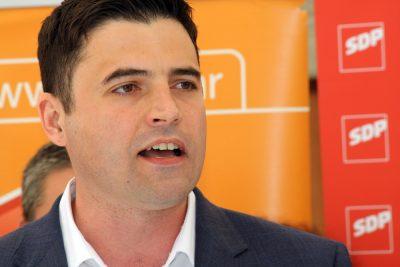 Davor Bernardić, SDP-ov antilider i njegova antipolitika
