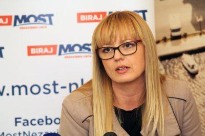 Učiteljica Marina Paškalin kandidatkinja MOST-a za dogradonačelnicu Šibenika