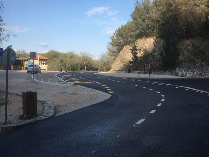 NP Krka: Otvorena prometnica od Lozovca do Skradinskog buka
